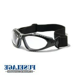 Bouton 250-50-0420 Fuselage Dust Goggle with Black/Gray Foam