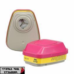 3M 060923 Organic Vapor/Acid Gas Cartridge/Filter