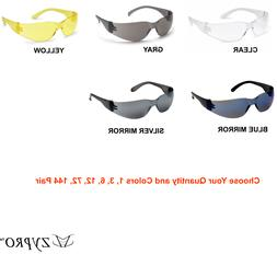 Safety Glasses Work Eyewear LightWeigh Sports Sunglasses Eye
