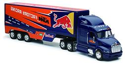 """Peterbilt KTM Factory Racing Team Truck """"Red Bull"""" 1/32 b"