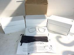 10 Uvex & XC Safety Glasses Prescription Insert - New