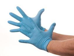 1000/Cs 5.11 mil at finger tips Nitrile Disposable Gloves Po