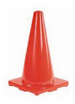 Safety Works 10073408 28-Inch Safety Cone
