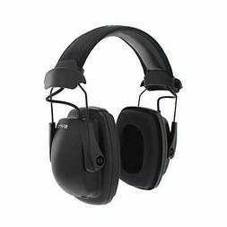 Howard Leight by Honeywell Sync Stereo MP3 Earmuff , Black