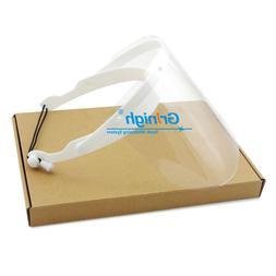 10PCS Anti-Fog Dental Protective Clear Face Safety Shield Di