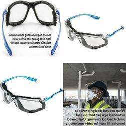 3M 11872-00000-20 Safety Glasses, Virtua CCS Protective Eyew