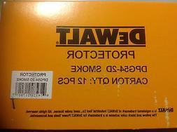 12 pack Dewalt DPG54-2D Protector Smoke High Performance   S
