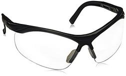 ERB 16872 ERBx Safety Glasses with +2.0 Bifocal Power, Black