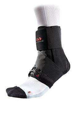 McDavid 195 Level 3 Ankle Brace w Straps Black, L