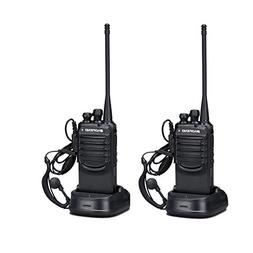 2 Ways Radio Walkie Talkies Baofeng BF-888SA 2 Packs Long Ra