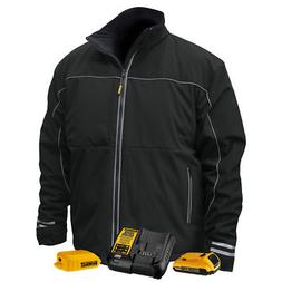 DEWALT 20V Jacket w/ Battery Kit  DCHJ072D1-L New