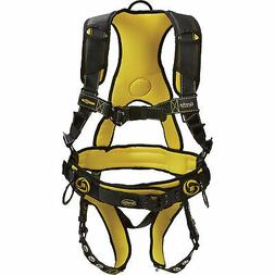 GUARDIAN 21034 Cyclone Construction Harness with Chest Quick