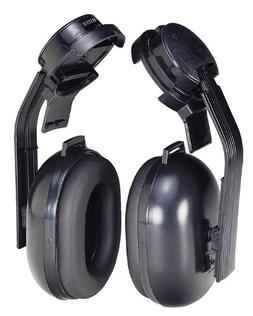 Tasco 2286 T-2000 Cap Mounted Earmuffs, NRR=22, Black