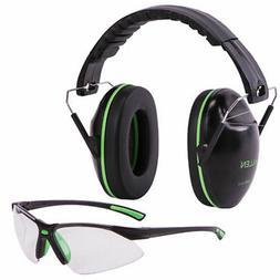 Allen 2325 Gamma Junior Shooting Earmuff & Safety Glasses Ki