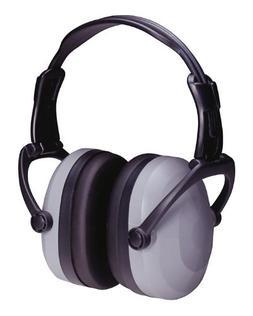 Tasco 2503 Silhouette Folding Earmuffs, NRR=25, Grey
