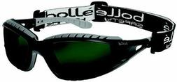 Bollé Safety 253-TR-40089 Tracker Safety Eyewear with Black