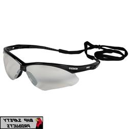 JACKSON NEMESIS SAFETY GLASSES INDOOR/OUTDOOR MIRROR BLACK