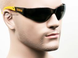 Dewalt Protector Smoke/Gray Safety Glasses Sunglasses Z87+