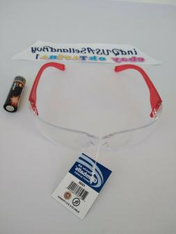 Gateway 3699 STARLITE GUMBALL Small Safety Glasses RED