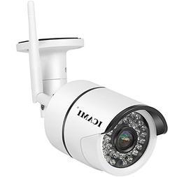 ICAMI 720P HD 36ir IP Camera WIreless Outdoor Night Vision S
