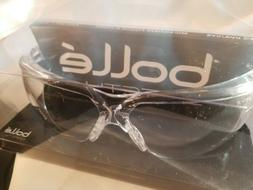 Bolle 40032 AXIS Safety Glasses Clear Anti Scratch Anti Fog