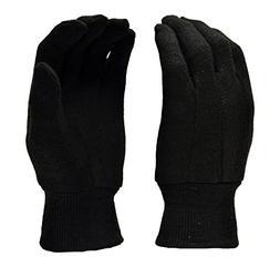 G & F 4408 Heavy Weight 9OZ. Cotton Brown Jersey Work Gloves
