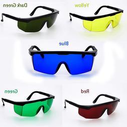 5 Colors <font><b>Safety</b></font> <font><b>Glasses</b></fo