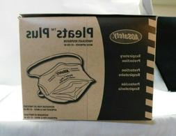 50 Box N95 Disposable Face Mask Respirator AOSafety Pleats P
