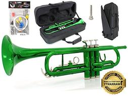 D'Luca 500GR 500 Series Standard Bb Trumpet with Professiona