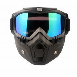 50pcs/lot <font><b>Safety</b></font> Goggles Masks Removable