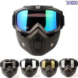 50X Removable Goggles Mask Windproof Dustproof UV <font><b>P