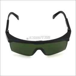 5X HDE Laser Eye Protection Green Safety Glasses for Red and