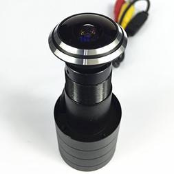 Shrxy 800TVL CCD Hidden Spy Camera DOOR Eye Camera FISH EYE