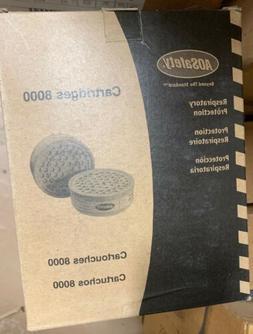 AOSafety P100 Cartridges 8053 Hydrogen Chlorine CLO2 Sulphur