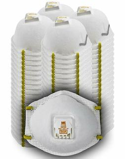 3m 8511 n95 dust particulate respiratory protection half face mask