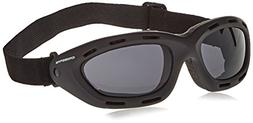 Crossfire 91352AF Element Safety Goggles Smoke Anti-fog Lens