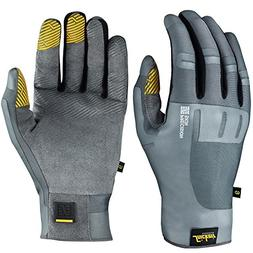 """Snickers 95714800011 """"Skin"""" Precision Gloves, 11, Grey"""