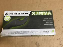 AMMEX - ABNPF46100-BX - Medical Nitrile Gloves - Disposable,