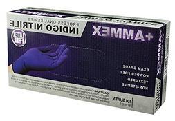 AMMEX - AINPF46100-BX - Medical Nitrile Gloves - Disposable,