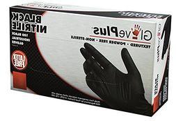 AMMEX - GPNB48100-BX - Nitrile - GlovePlus - Latex Rubber Fr