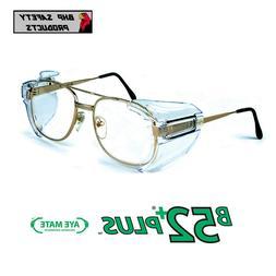 B52+ SIDE SHIELDS FOR RX GLASSES SAFETY EYEWEAR EYE PROTECTI