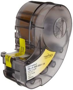 Brady XC-1000-595-YL-BK IDXPERT & LABXPERT Labels  B- 595 In