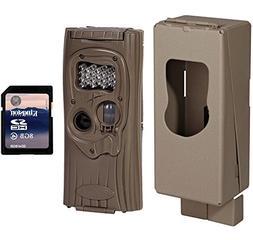 CUDDEBACK 8MP F2 IR Plus 1309 Infrared Game Camera + Securit