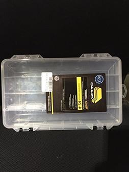 Clear Plastic Storage Organizer Case for Rainbow Loom and Ru