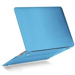 GMYLE Hard Case Matte for 13 MacBook Air - Shakespeare Blue