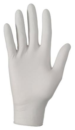 Kleenguard G10 Grey Nitrile Gloves , Medium, Powder-Free, Am