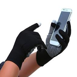 Luwint Unisex Lightweight Thin Touch Screen Gloves, Texting