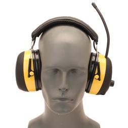 Peltor Worktunes Digital Am Fm Mp3 Radio Headphones Hearing