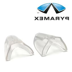 Pyramex Clear Side Shields Universal Fit Flexible For Eye Gl