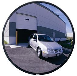 See All PLXO18 Circular Acrylic Heavy Duty Outdoor Convex Se